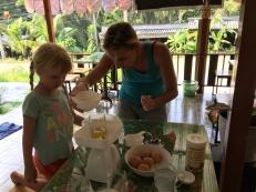 Pečieme kokosový koláč