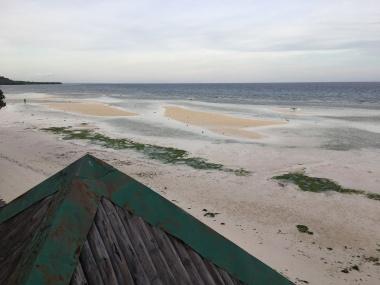 White Sand Beach And a