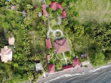 Airbnb beach house