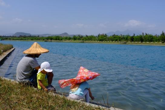 Flowing Lake
