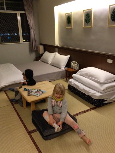 Tatami apartment