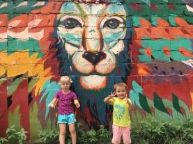 Lions of Mirissa