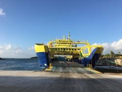 Ultramar - ferry pre autá