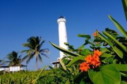 Punta Sur - pod majákom