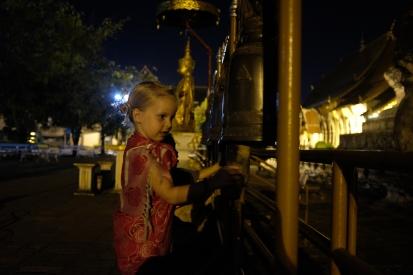 Zvony - Wat Chedi Luang