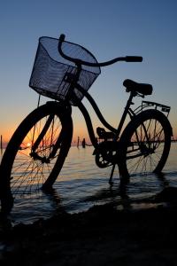 Holbox na bicykli