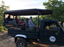Náš jeep do parku