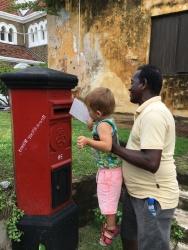 Galle - Pošta