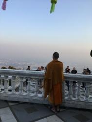 Výhľad z Doi Suthep