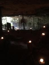 Chikin-Ha - ceremónia v podzemí