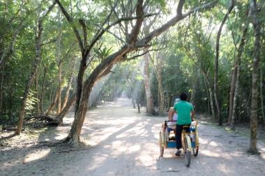 Bicyklový taxík